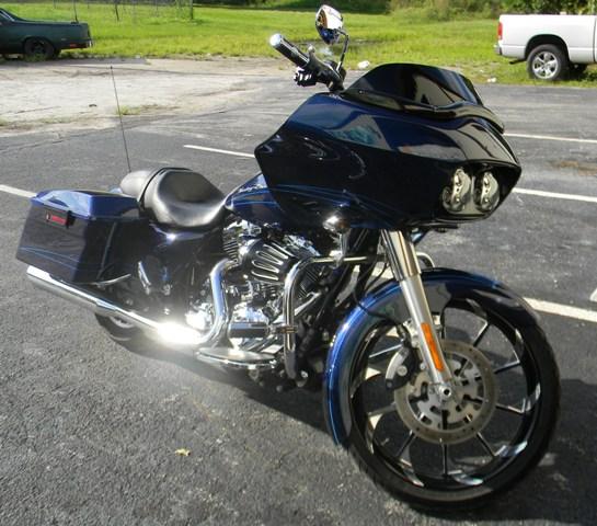 Custom Harley Davidson Road Glide