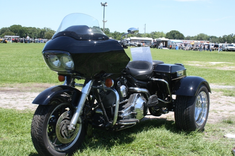 Harley Davidson Road Glide Trike Conversion